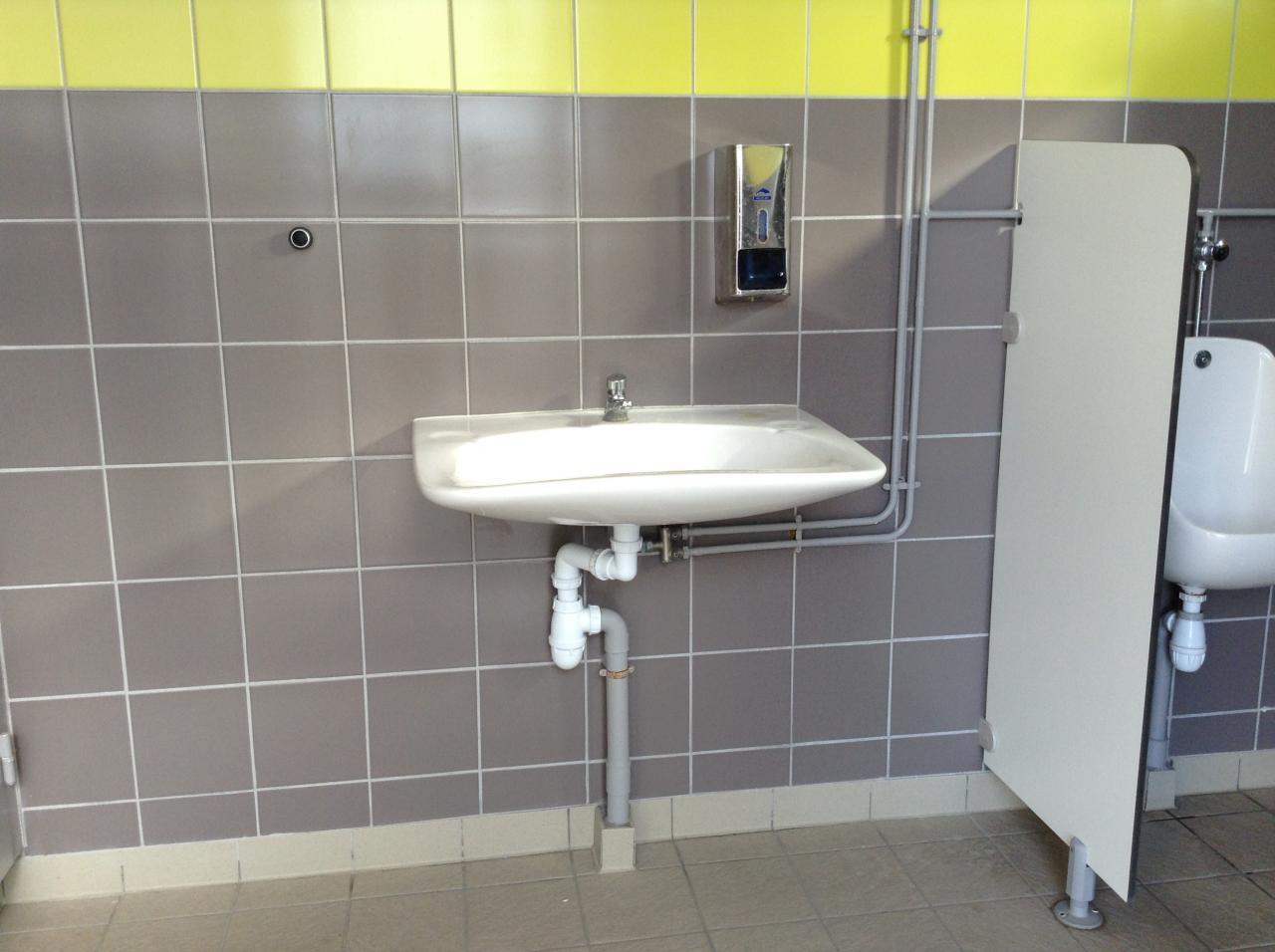 Sanitaire pour collectivité