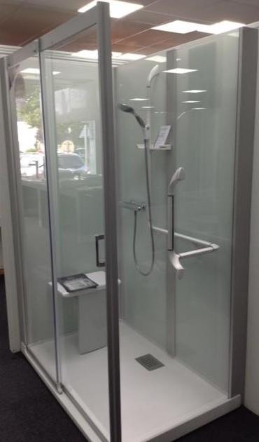 cabine de douche tereva