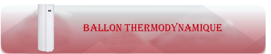 Ballon thermodynamique