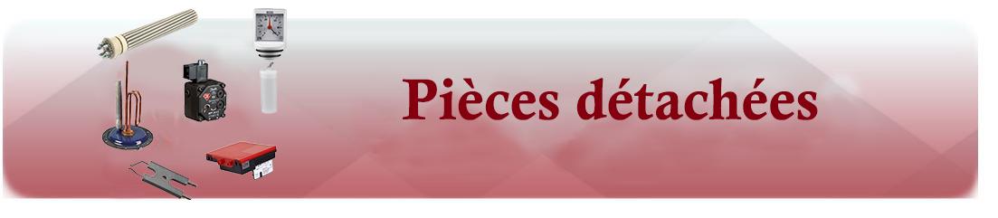 Banniere pieces detachees