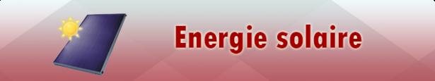Energis solaire