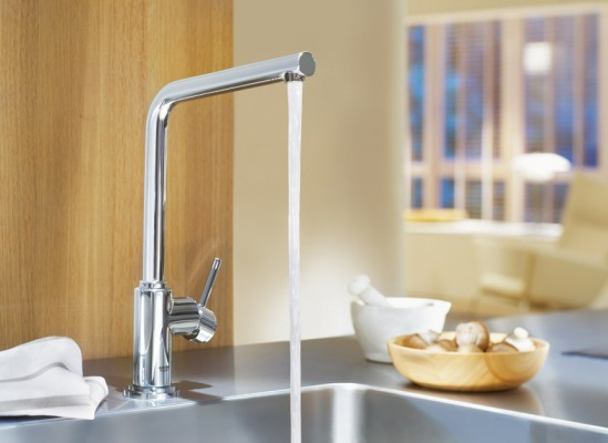Robinetterie evier grohe